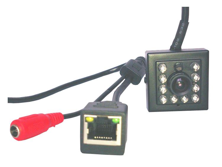 说明:阵列红外高清网络摄像机 功能简介: 1、网络即插即用、一键远程; 支持手机远程监控 2、 视频分辨率100万像素(720*1280),视频压缩标准:H.264 3、支持ONVIF协议,确保网络视频监控产品的互连互通 4、三码流,用户可选择码流并调节分辨率、帧率、视频质量 5、支持固定码率与可变码率切换,最大程度节省资源 6、四颗点阵灯、滤光片自动切换,真正实现昼夜监控,红外距离80米 7、支持移动侦测,移动侦测报警自动发送邮件提醒 8、免费提供统一客户端软件,实现录像/预览/回放,支持广域网传输;支